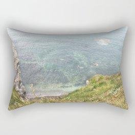 Etretat, France - Beach Rectangular Pillow