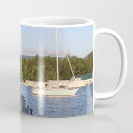 Upstate Lake George Coffee Mug