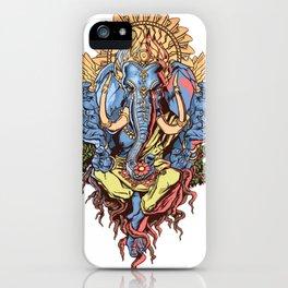 INDIA--GOD iPhone Case