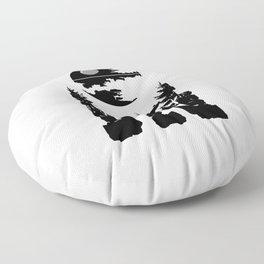 The Dark Side Floor Pillow