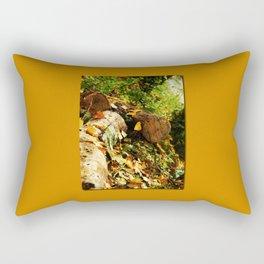 Soothing Brook Rectangular Pillow