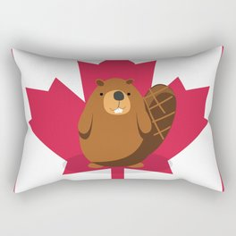 Oh Canada Rectangular Pillow