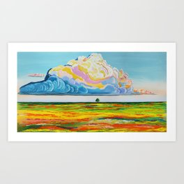 Nature of Color Art Print