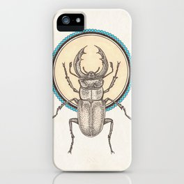 Creature of the Sun iPhone Case