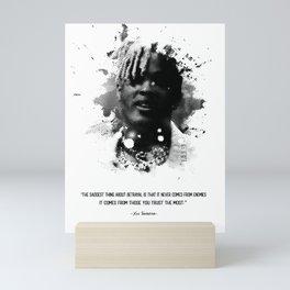 XXX tentaction Mini Art Print
