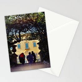 Walkabout - Florence, Italy Stationery Cards