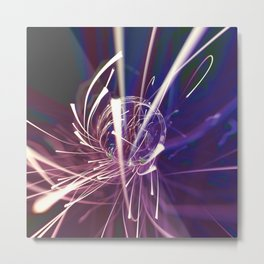 Planet #008 Metal Print