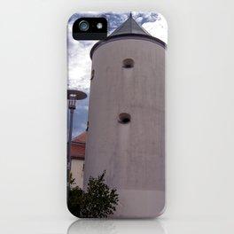 DE - Baden-Wurttemberg : Castle tower iPhone Case