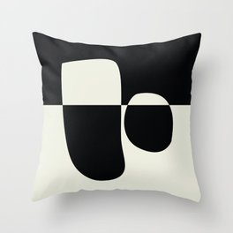 // Reverse 02 Throw Pillow