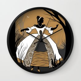 Cinderella Wall Clock