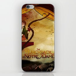 Hunchback iPhone Skin