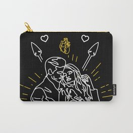 The Lovers Tarot Carry-All Pouch