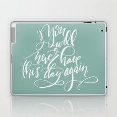 This Day Laptop & iPad Skin