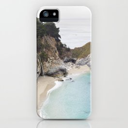 McWay Falls in Big Sur iPhone Case