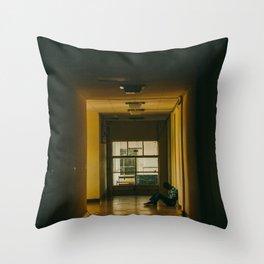 B R E A D T H Throw Pillow