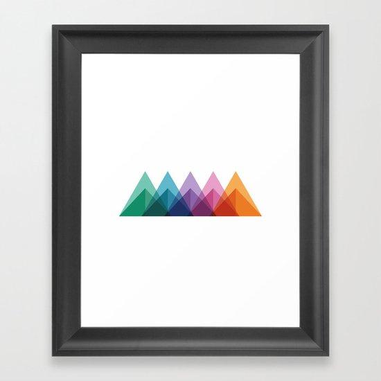 Fig. 009 Framed Art Print