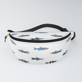 Swim With The Fishes Fanny Pack