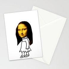 lisa simpson Stationery Cards