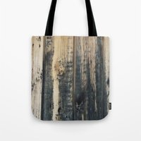 woody Tote Bags featuring Woody by Sproot