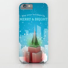 Merry & Bright iPhone 6s Slim Case
