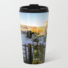 Beauty beyond the Gate  Travel Mug