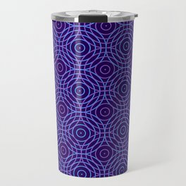 Op Art 96 Travel Mug