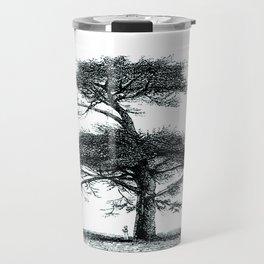 Big tree Travel Mug