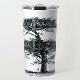 Big tree Travel Mug