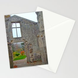 Chateau De Fere, French Castle Ruins Stationery Cards