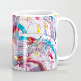 Rainbow Flow Coffee Mug