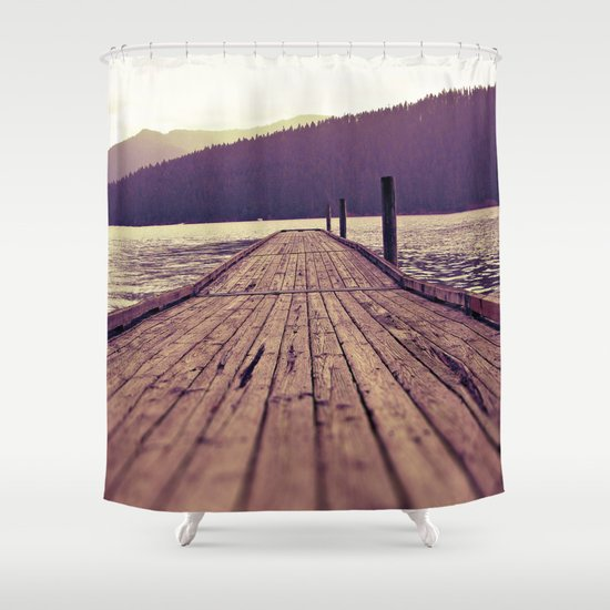 Chinook Shower Curtain