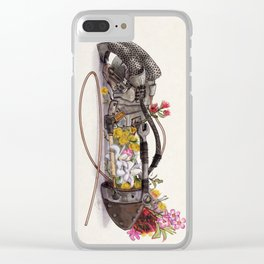 THE GARDEN THAT YOU PLANTED Clear iPhone Case