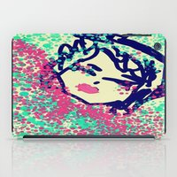 doll iPad Cases featuring Doll by WDeluxe
