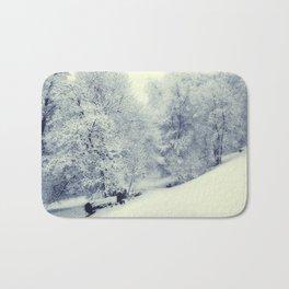 Snow World Bath Mat