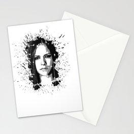 avril lavigne desain 002 Stationery Cards