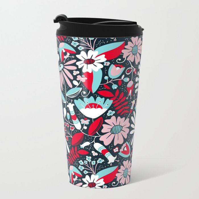Annabelle Flirt Metal Travel Mug