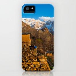 Sakran Village iPhone Case