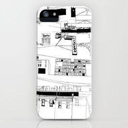 North Philadelphia iPhone Case