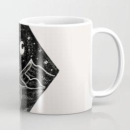 Mountains and Stars Coffee Mug