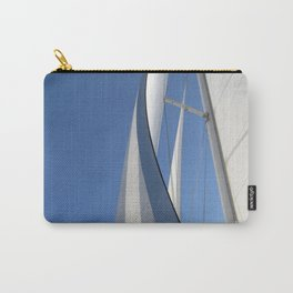 sailboat sailing Carry-All Pouch