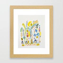 No. 16 (tender) Framed Art Print