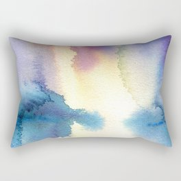The Light's Reflection Rectangular Pillow