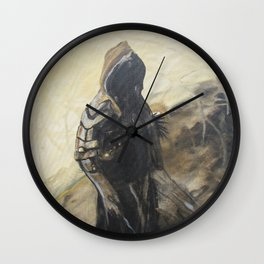 Galen Varwarden - Lord of the Black Sands Wall Clock