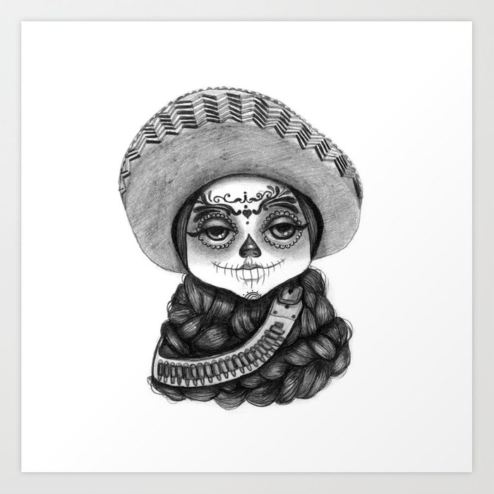 Zapatista Kunstdrucke