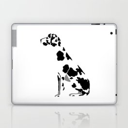 Hamlet the Great Dane Laptop & iPad Skin