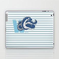 w for wyrm Laptop & iPad Skin