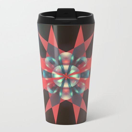 Doublemethopal Metal Travel Mug