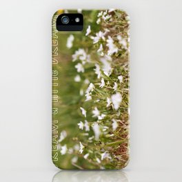 Dream a little Dream iPhone Case