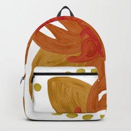 Fire Mandala Backpack
