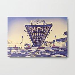 lift....bridge Metal Print